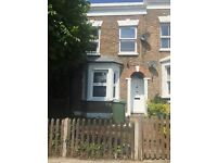 I have a 2Bed terraced Hse & Grd in Forest Hill SE23 1AA