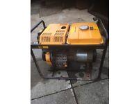 As new 6.5 diesel generator