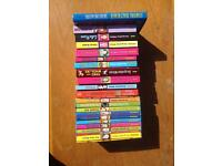 Children's books by Jacqueline Wilson