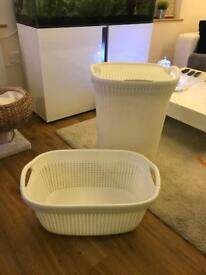 Curver Bathroom baskets