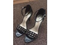 M&S brand new size 3.5 Black heels