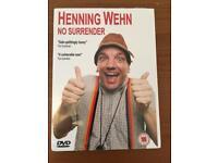 Henning wehn no surrender dvd