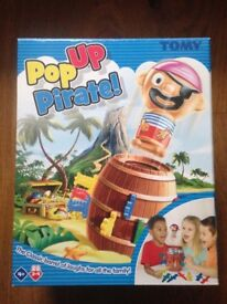 Toys: Pop Up Pirate & Awesome Animals (Dinosaurs Tub)
