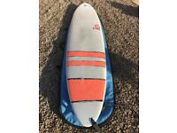 TORQ 7'6 surfboard