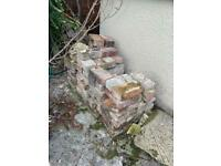 Rubble, bricks - free