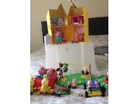 Peppa Pig toy sets