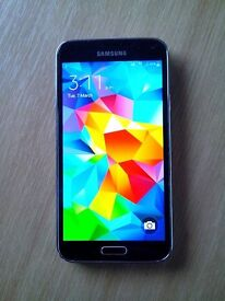 Samsung Galaxy s5 16gb Unlocked & Good Condition