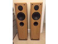 Eltax Symphony 6 speakers.