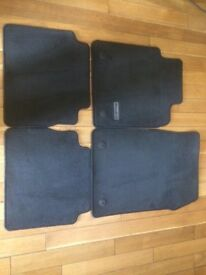 Vauxhall Vectra fitted original car mats only 6 months old