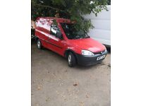 Very cheap 2008 Vauxhall combo Direct from royal mail low miles NO VAT