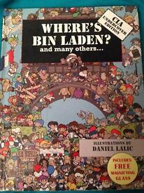 Where's bin laden book