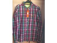 Men's Superdry Shirt BNWT