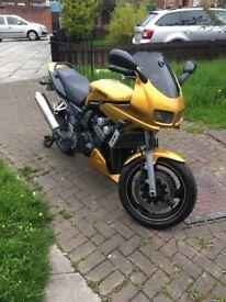 1999 Yamaha fazer 600cc