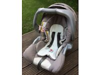 Baby cargo car seat and carrier