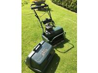ATCO BALMORAL 17SE LAWNMOWER
