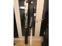 Rossignol scratch brigade pro skis 2008