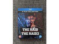 The Raid & The Raid 2 Blu Ray (2D)