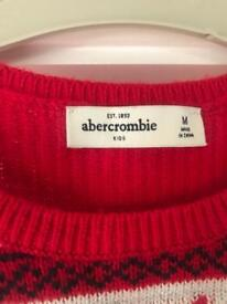 Christmas child's jumper - Abercrombie