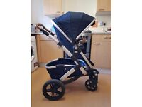 Joolz Geo buggy in Parrot Blue