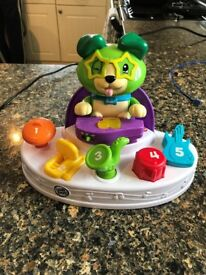 Leapfrog Kids Toy - Scout's Count & Colours Band