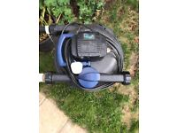 Quality Pond Filtration and Pump