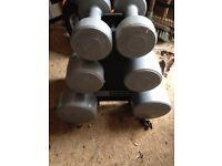 Pro Fitness Dunbells