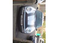 Mini one,2001(51)1.6 petrol silver mot april £795
