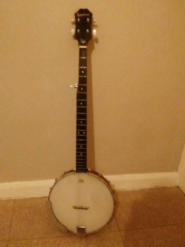 Banjo Epiphone MB-100