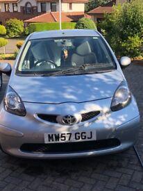 Toyota Aygo platinum £1499