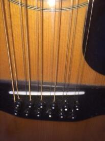 12 String Fender Guitar