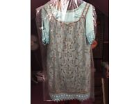 Ladies Asian party dress