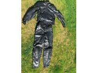 Excellent Condition Shoei 2 Piece Motorcycle Leathers. Size 38