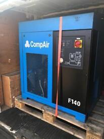 Compair refrigerant air dryer