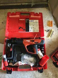 Hilti DX460 nail gun