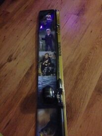 2 Junior and infant fishing rods. As new. kids, Childs fishing rod
