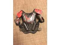 Fox racing body armour