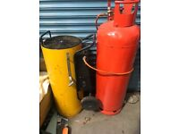 Industrial space heater for sale.. great working condition..