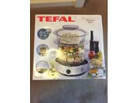 Brand new and unused Tefal Steamer