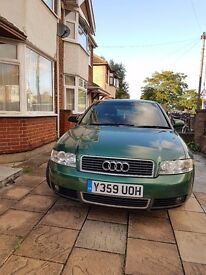 PRICE DROP: Audi A4 Sport, MOT until 08/17