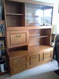 (FREE) Living Room Display Cabinet