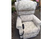 Dual Control Rise and Recline Chair