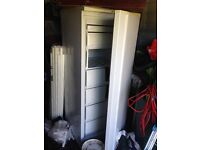Upright freezer and chest freezer. Free