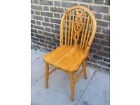 FREE DELIVERY Wooden Chair Classic Retro Furniture
