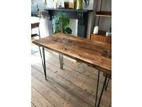 Upcycled Vintage Table/Desk