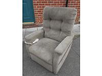 Pride riser recliner chair