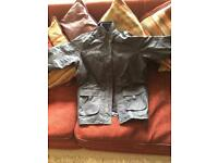 Men's brand new waxed jacket without tags