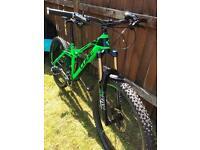 Mountain bike Full Carbon Fibre