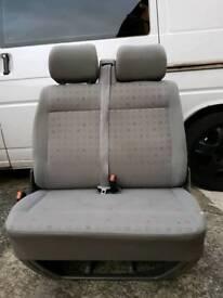VW T4 Twin seat