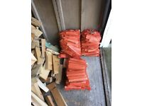 Kindling 2x large nets £10 or 5x large nets £20