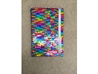 Smiggle Reversible Sequin Diary